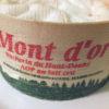 モンドール チーズ